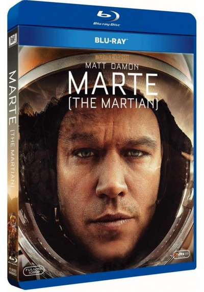 Marte (Blu-Ray) (The Martian)