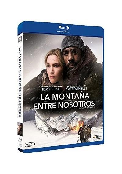 La Montaña Entre Nosotros (Blu-Ray) (The Mountain Between Us)