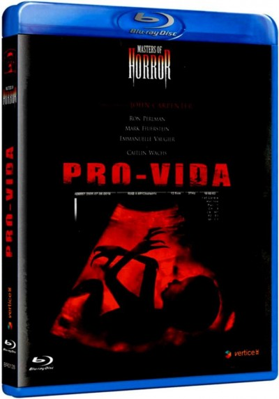 Masters Of Horror - Pro-Vida (Blu-Ray) (Bd-R) (Pro-Life)
