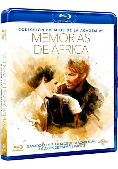 Memorias De Africa (Blu-Ray) (Out Of Africa)
