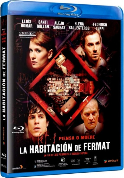 La Habitación De Fermat (Blu-Ray) (Bd-R)