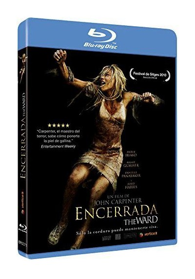 Encerrada (The Ward) (Blu-Ray) (The Ward)