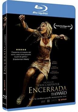 Encerrada (The Ward) (Blu-Ray) (The Ward)