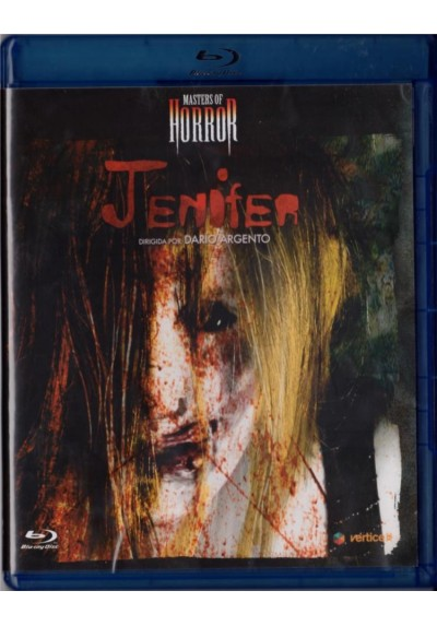Jenifer - Masters Of Horror (Blu-Ray) (Bd-R)