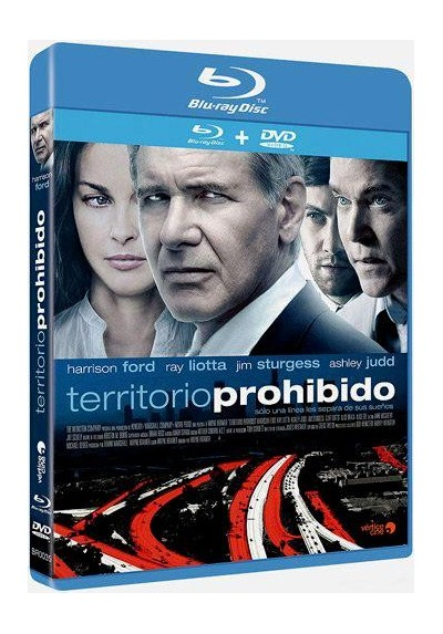 Territorio Prohibido (Blu-Ray + Dvd) (Crossing Over)