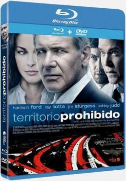 Territorio Prohibido (Blu-Ray + Dvd) (Crossing Over)