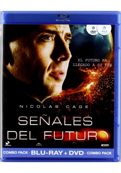 Señales Del Futuro (Blu-Ray + Dvd) (Knowing)
