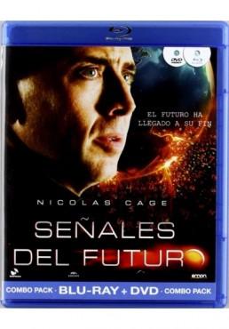Señales Del Futuro (Blu-Ray + Dvd) (Knowing)