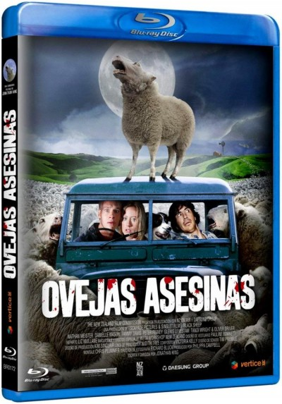 Ovejas Asesinas (Blu-Ray) (Bd-R) (Black Sheep)