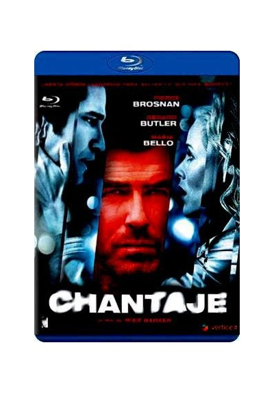 Chantaje (Blu-Ray) (Bd-R) (Butterfly On A Wheel)