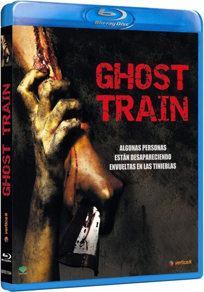 Ghost Train (Blu-Ray) (Bd-R) (Otoshimono)