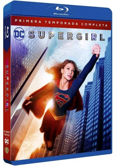 Supergirl - 1ª Temporada (Blu-Ray)
