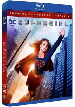 Supergirl - 1ª Temporada (Blu-Ray)