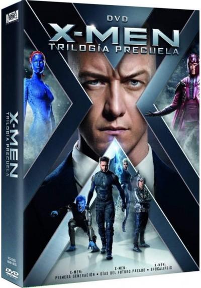 X-Men: Trilogía Precuela