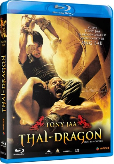 Thai-Dragon (Blu-Ray) (Bd-R) (Tom Yum Goong)