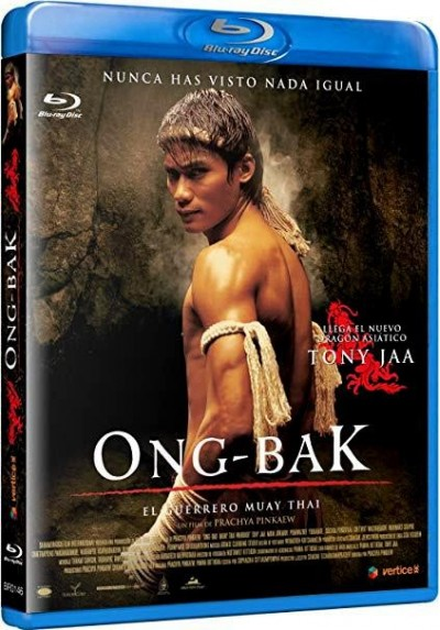 Ong-Bak: El Guerrero Muay Thai (Blu-Ray) (Bd-R) (Ong-Bak: The Thai Warrior)