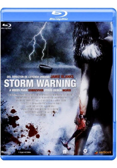 Storm Warning (Blu-Ray) (Bd-R)