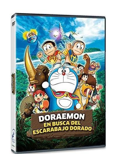 Doraemon En La Isla Del Escarabajo Dorado (Doraemon: Nobita To Kiseki No Shima. Animaru Adobenchâ)