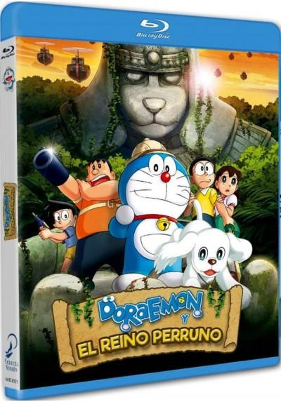 Doraemon Y El Reino Perruno (Blu-Ray)