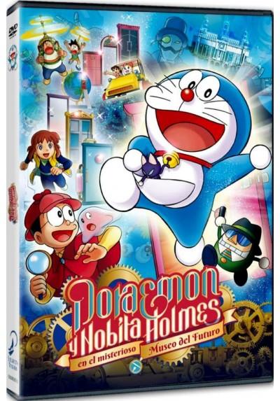Doraemon Y Nobita Holmes En El Misterioso Museo Del Futuro (Eiga Doraemon: Nobita To Himitsu Dougu Myûjiamu)