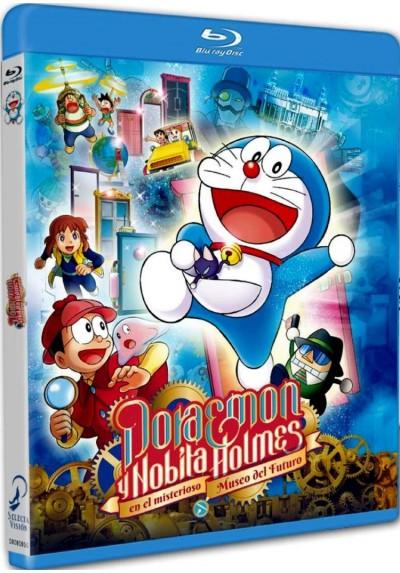 Doraemon Y Nobita Holmes En El Misterioso Museo Del Futuro (Blu-Ray) (Eiga Doraemon: Nobita To Himitsu Dougu Myûjiamu)