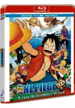 One Piece - A La Caza Del Sombrero De Paja (Blu-Ray) (Especial 3D)