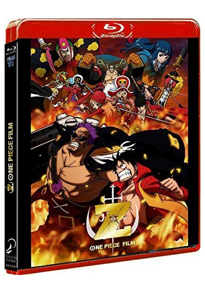 One Piece: Z (Blu-Ray) (One Piece Film Z)