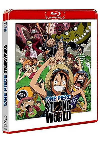 One Piece : Strong World (Blu-Ray) (Wan Pisu Firumu: Sutorongu Warudo)