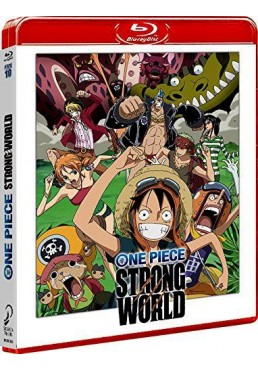 One Piece : Strong World (Blu-Ray) (Wan Pisu Firumu: Sutorongu Warudo)