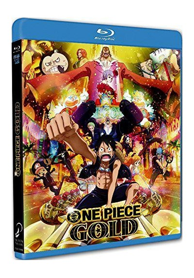 One Piece Gold (Blu-Ray) (One Piece Film: Gold)