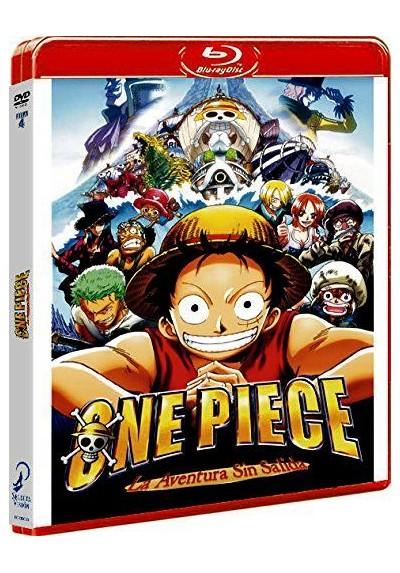 One Piece - La Aventura Sin Salida (Blu-Ray) (Adobencha Obu Neburandia)