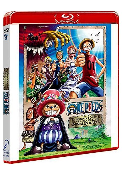 One Piece - El Reino De Chopper En La Isla De Los Animales Raros (Blu-Ray) (One Piece: Chinjou Shima No Chopper Oukoku)