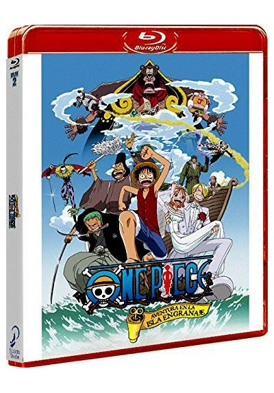 One Piece - Aventura En La Isla Engranaje (Blu-Ray) (One Piece: Nejimaki Shima No Bôken)