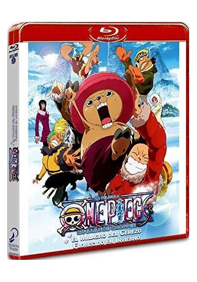 One Piece - El Milagro Del Cerezo Florecido En Invierno (Blu-Ray)