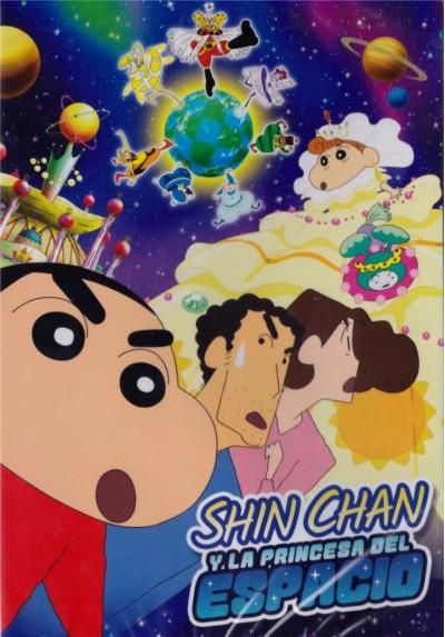 Shin-Chan Y La Princesa Del Espacio (Crayon Shin-Chan: Arashi O Yobu! Ora To Uchû No Princess)