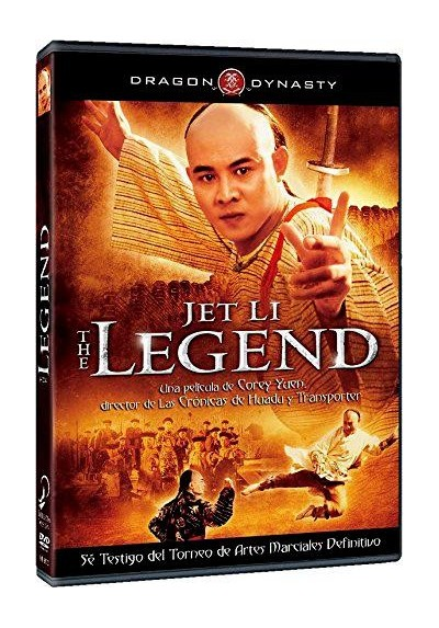 Jet Li: The Legend (Fong Sai Yuk)