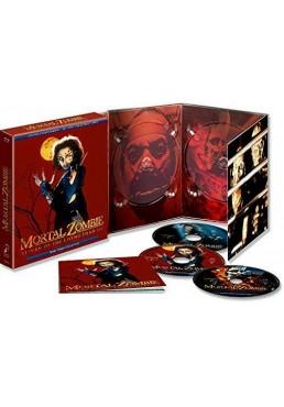 Mortal Zombie (Blu-Ray + Dvd + Blu-Ray Extras + Libro) (Ed. Coleccionista) (Return Of The Living Dead III)