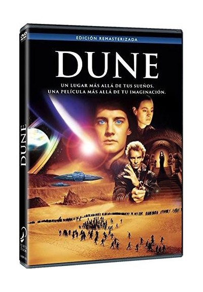 Dune (Ed.Remasterizada)