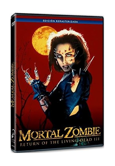 Mortal Zombie (Ed.Remasterizada) (Return Of The Living Dead III)