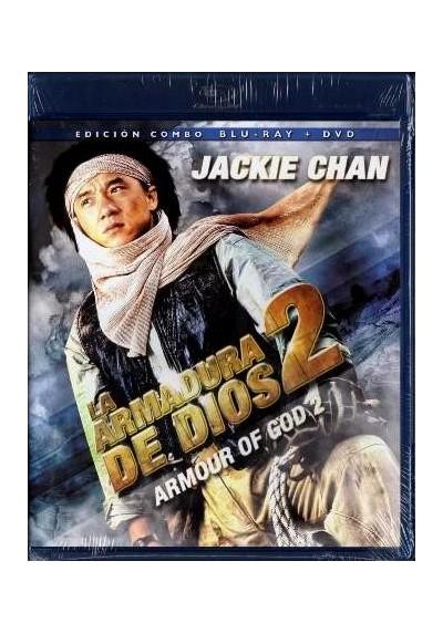 La Armadura De Dios 2 (Blu-Ray + Dvd) (Fei Ying Gai Wak)