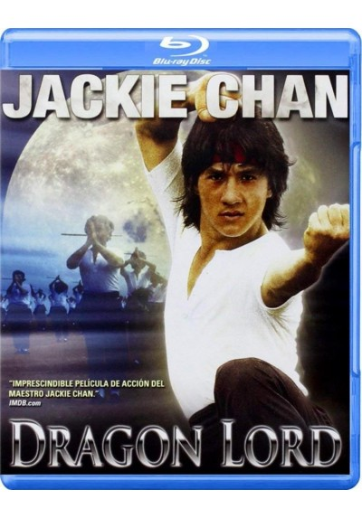Dragon Lord (Blu-Ray) (Long Xiao Ye)
