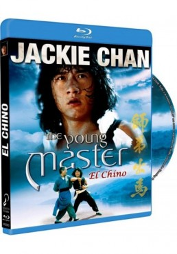 El Chino (Blu-Ray) (The Young Master)