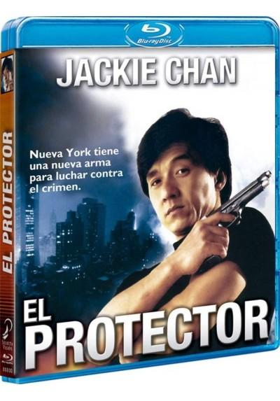 El Protector (1985) (Blu-Ray) (Wai Lung Maang Taam)