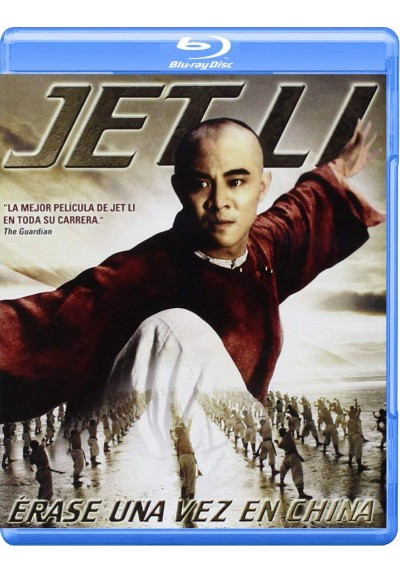 Érase Una Vez En China (Blu-Ray) (Wong Fei Hung)