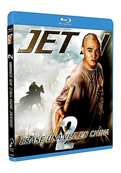 Érase Una Vez En China II (Blu-Ray) (Wong Fei Hung II: Nam Yee Tung Chi Keung)