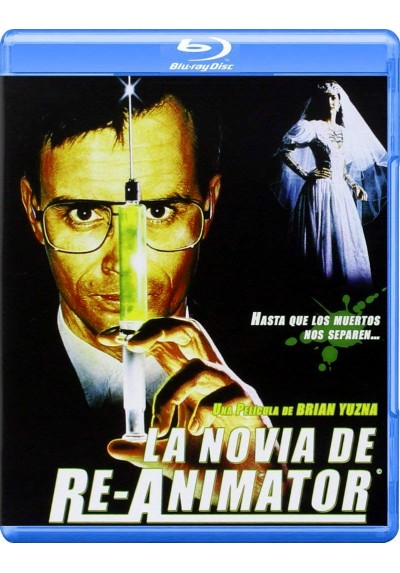 La Novia De Re-Animator (Blu-Ray) (Bride Of Re-Animator)