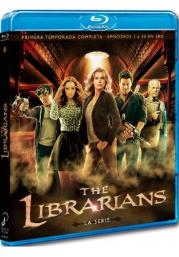The Librarians - 1ª Temporada (Blu-Ray)