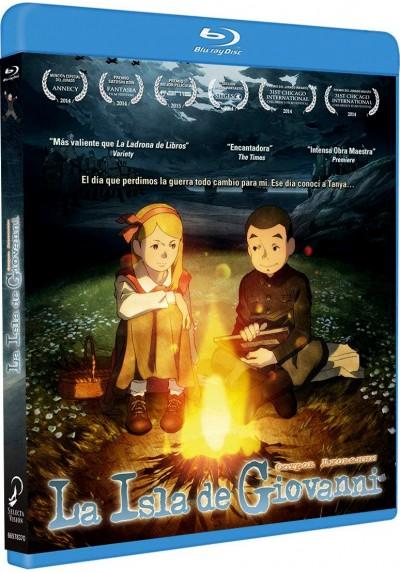 La Isla De Giovanni (Blu-Ray) (Jobanni No Shima)