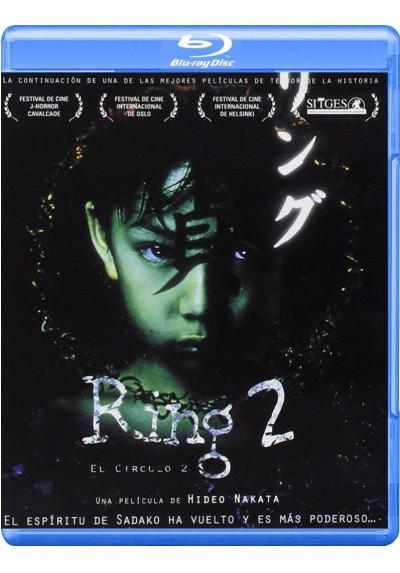 Ring 2 (El Círculo 2) (Blu-Ray) (Ringu)