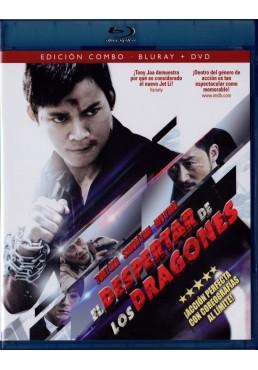 El Despertar De Los Dragones (Blu-Ray + Dvd) (Sha Po Lang II)